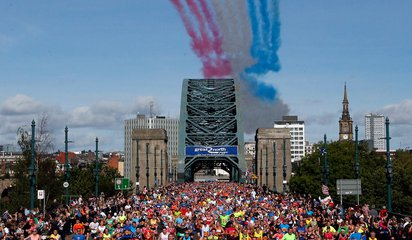 Simplyhealth Great North Run