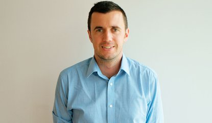 Health projects manager Ross Little