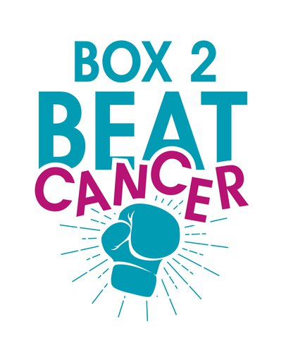 Box2Beat Cancer Logo