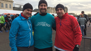 Gareth Jones Paris Half Marathon
