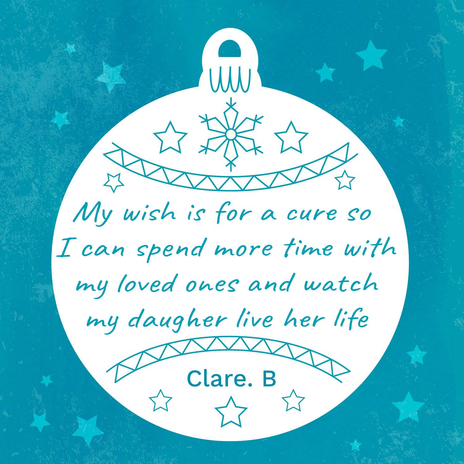 Clare's wish for a ovarian cancer cure.jpg