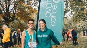 Jess and Daisy Royal Parks Half
