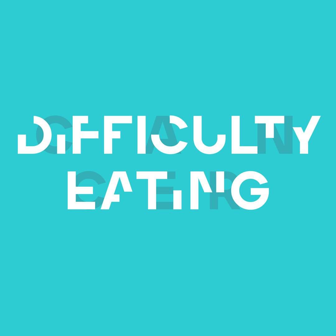 Difficulty Eating