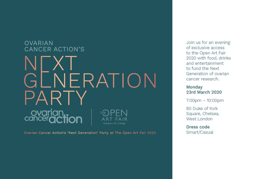 OCA Next Generation Party - NEW banner