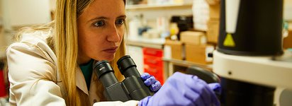 Ovarian Cancer Action research