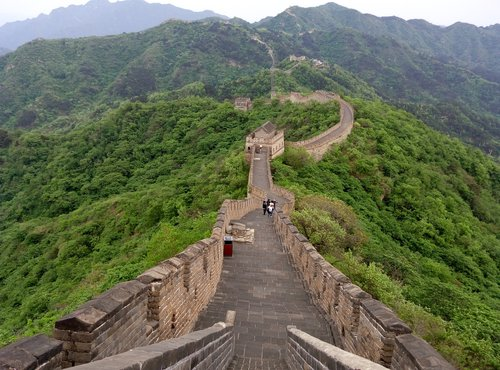 Great Wall China Trek, promo