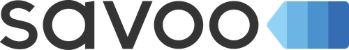 Savoo logo - long