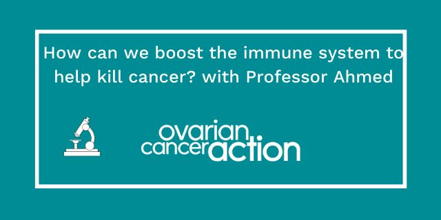 How can we boost the immune system to help kill cancer? with Professor Ahmed_OCA SC webinars new (3).png