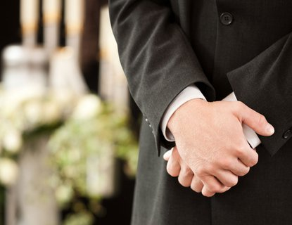 Information for funeral directors