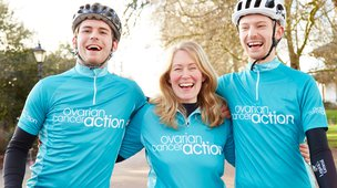 Ovarian Cancer Action cycle jerseys