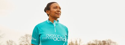 Fundraise for Ovarian Cancer Action